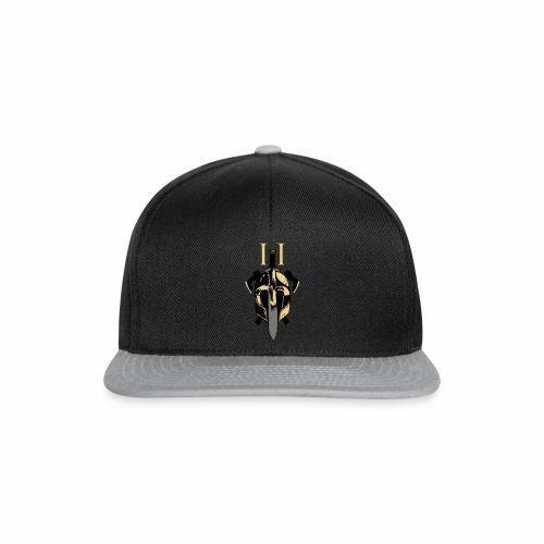 BEZ II Wappen ohne Schild - Snapback Cap