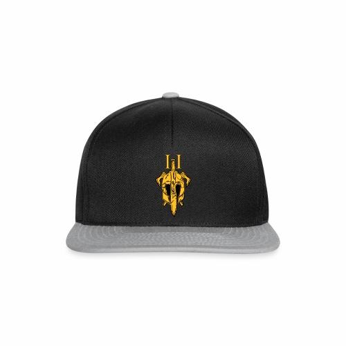 BEZ II gelb - Snapback Cap