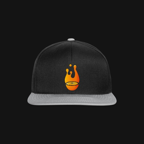 Orange - Snapback Cap