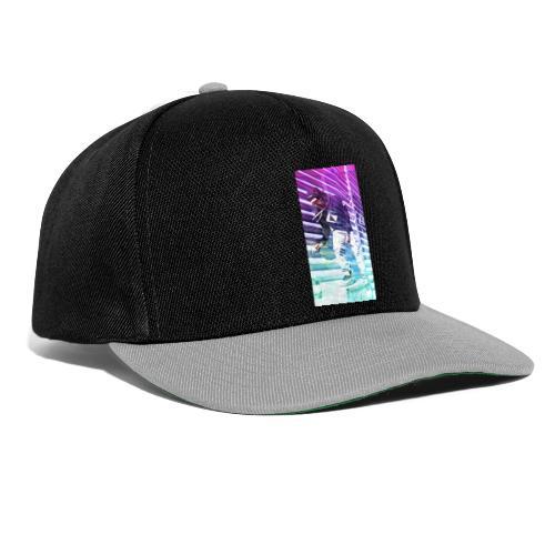 Neon HDR - Snapback Cap