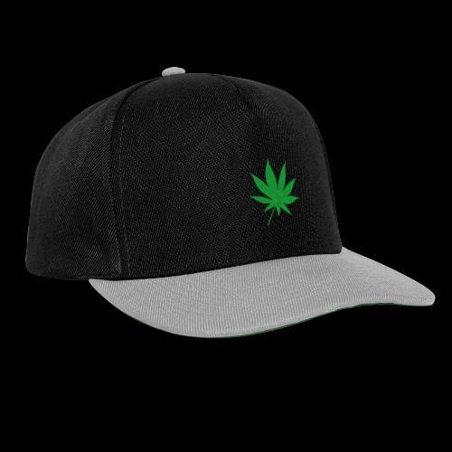 leaf - Snapback Cap