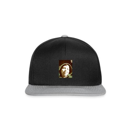 mooie cap erg in - Snapback cap