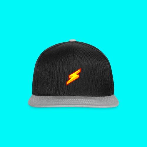 Lightning Shirt - Snapback cap