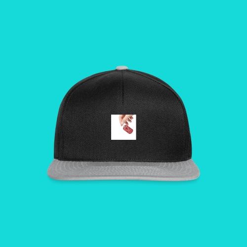 Diamant-RED DOG-TAG - Snapback Cap
