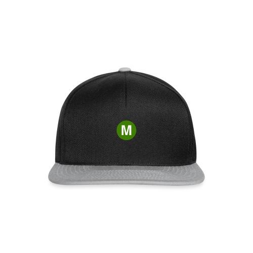 morgz - Snapback Cap