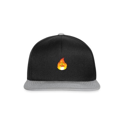 On Fire - Snapback Cap