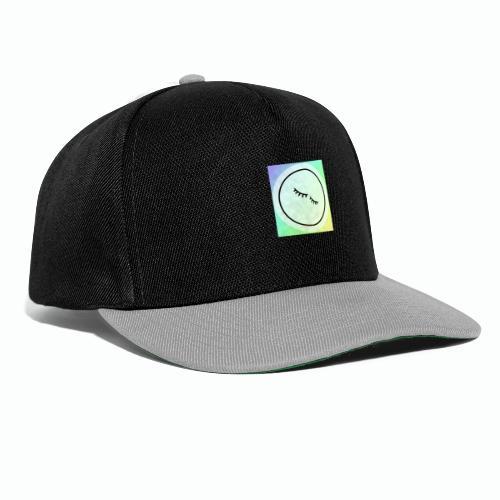 Regenbogen Augen - Snapback Cap