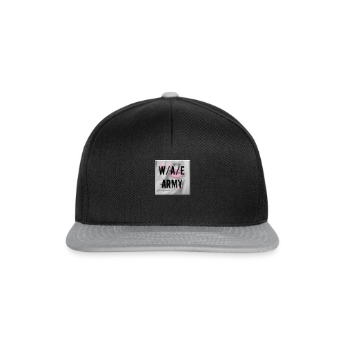 W/A/E ARMY GIRLY - Snapback Cap