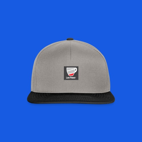 Low power need refill - Snapback Cap