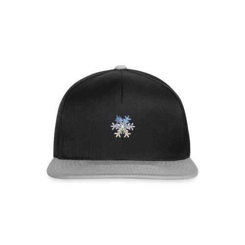FrozenIce BUNNY! I LOVE NANNANANANNA - Snapback cap