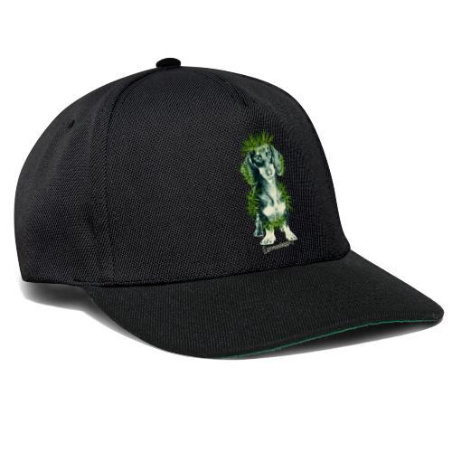 Grasdackel - Snapback Cap