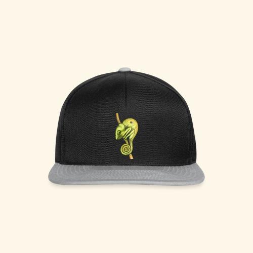 Green chamemeon - Snapback Cap