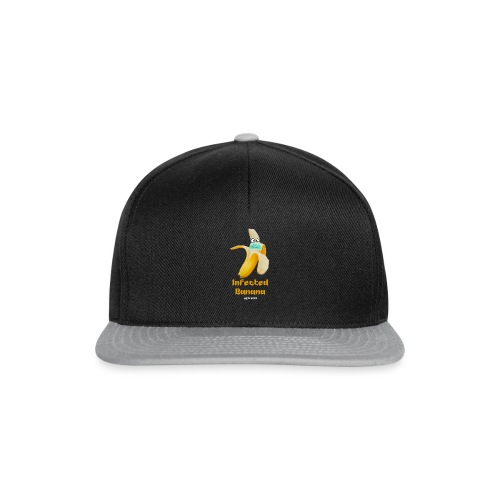 Die Zock Stube - Infected Banana - Snapback Cap