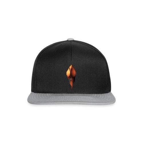 Open shirt - Snapback cap