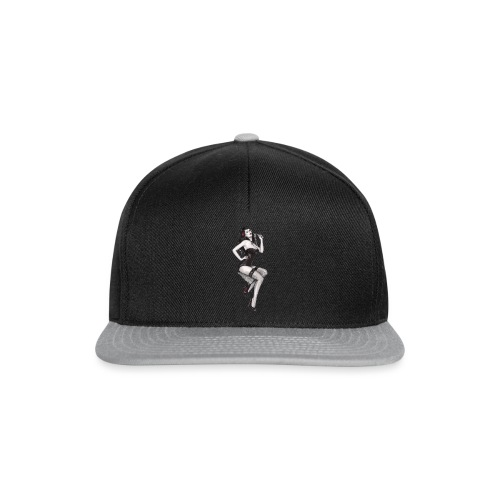 Pin Up Nadia Luongo - Snapback Cap