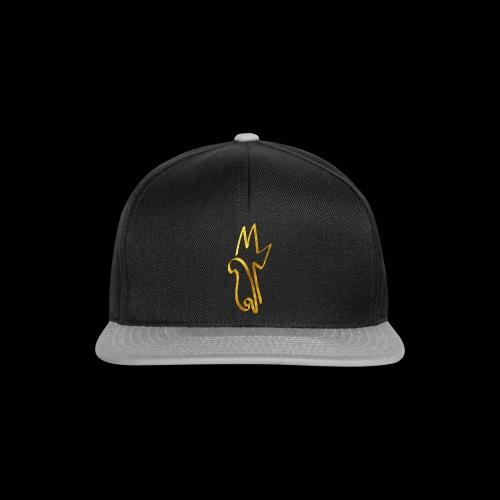 Gold Meemiphes Logo - Snapback Cap