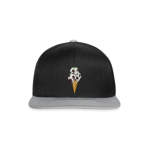 Ice Cream Soccer Balls - Snapback Cap