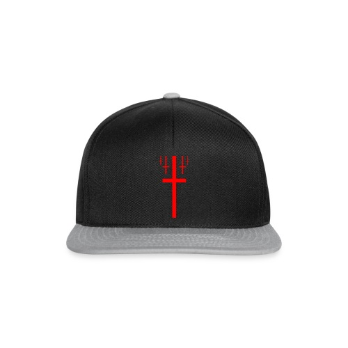 cross christus god jesus - Snapback Cap