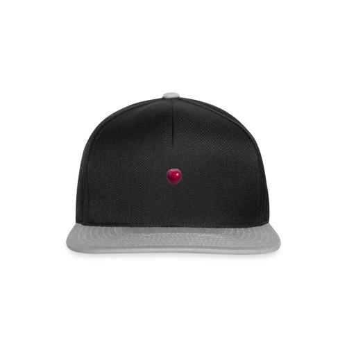 Apple - Snapback Cap