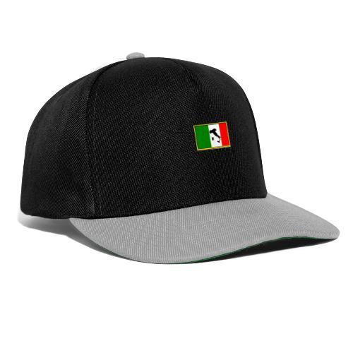 Bandiera Italiana2 - Snapback Cap