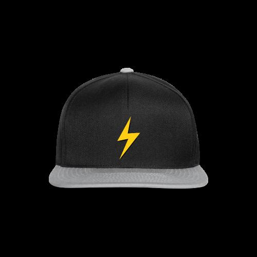 Lighningbolt - Snapback cap