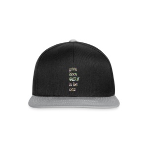 good ideas GLOW in the dark - Gorra Snapback