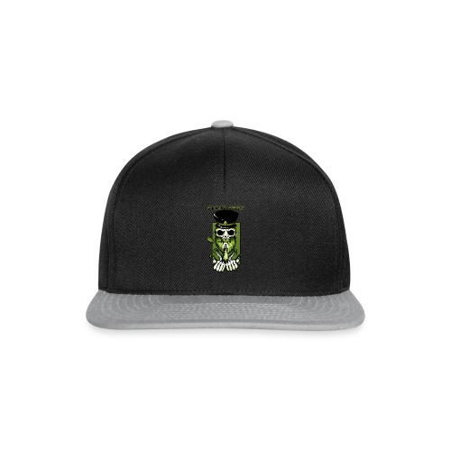The Lighthouse Keeper - Snapback Cap