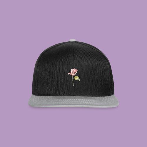 Rosa rosa garabatos - Gorra Snapback