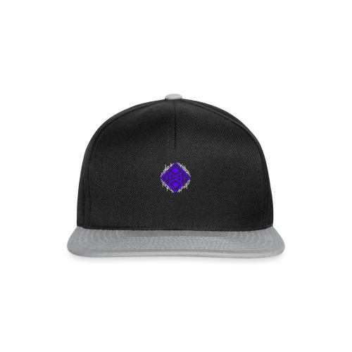 The Violet design - Snapback Cap