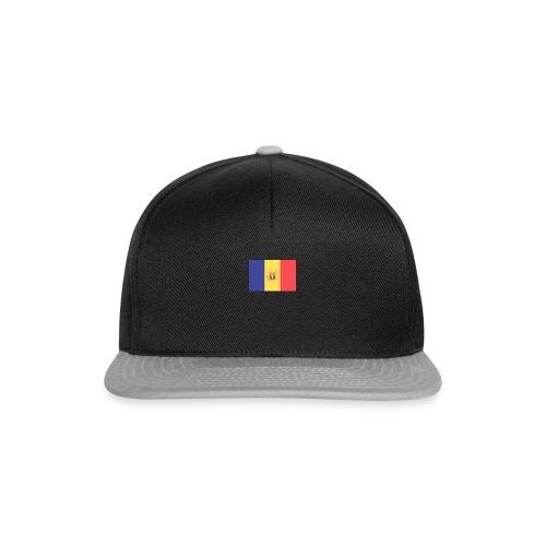 Moldova - Snapback Cap