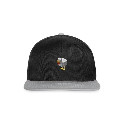 514px Chicken - Snapback Cap