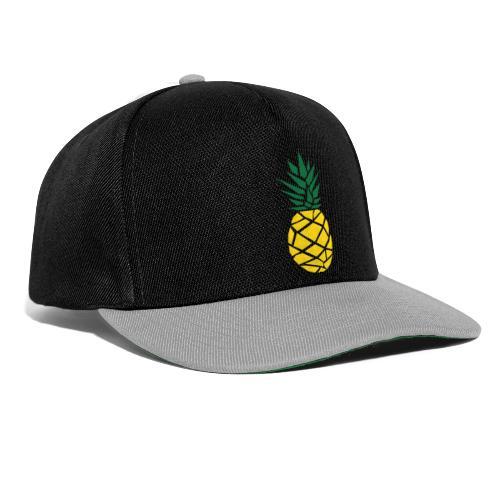 Pineapple - Snapback cap