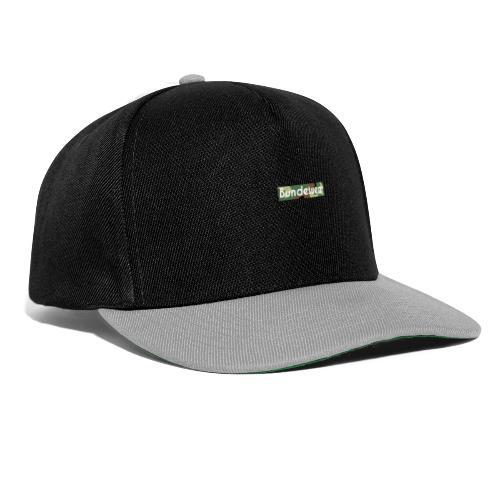 Bundeswear - Snapback Cap
