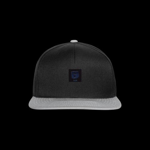 DJS_Logo - Snapback Cap