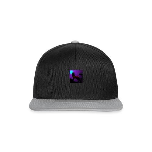 Th3G4m3rWolf - Snapback Cap