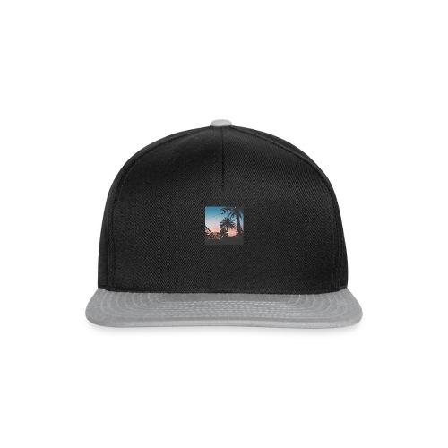 HAWAII TREES NIGHT CLOTHING - EXELLENT VIEW - Snapback Cap