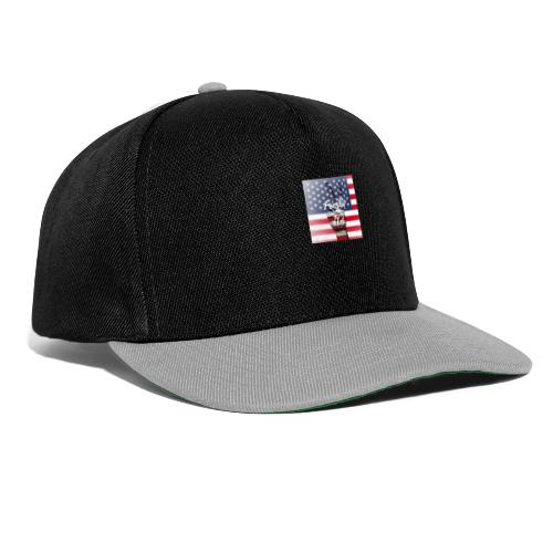 Fresh and Nice America - Snapback Cap