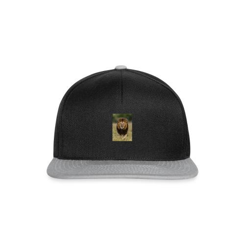lion T - Snapback Cap