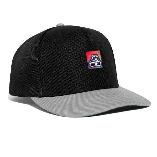 bcde_logo - Snapback Cap