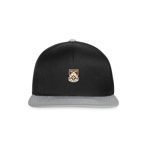 Borough Road College Tee - Snapback Cap