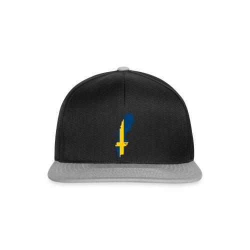 Sweden - Snapback cap