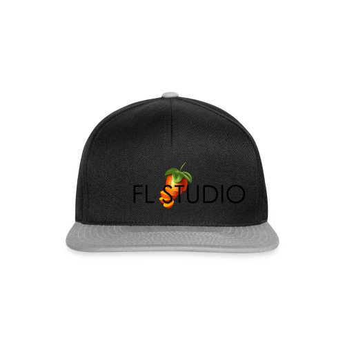 Sliced Sweaty Fruit - Snapback Cap