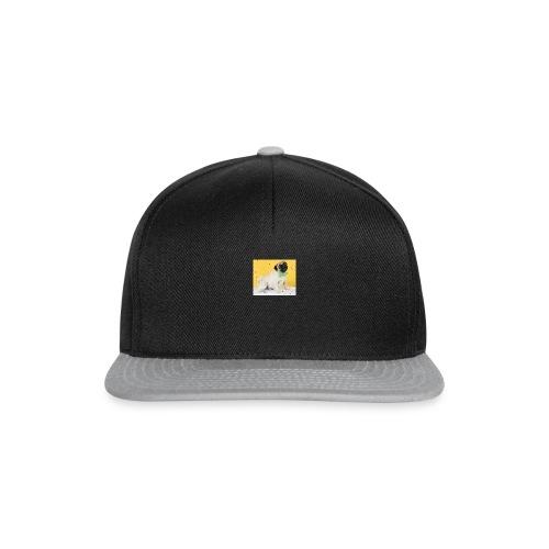 Mopsliebe - Snapback Cap