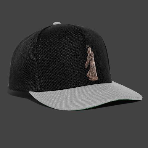WODAN DER MÄCHTIGE, braun - Snapback Cap