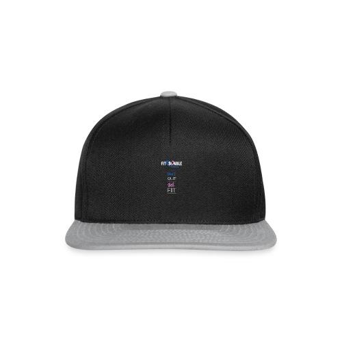 design3 2 png transparent background - Snapback Cap