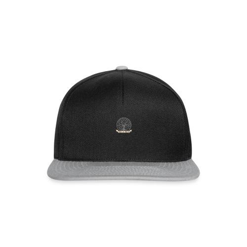 TOS grey tiny 3in png - Snapback Cap