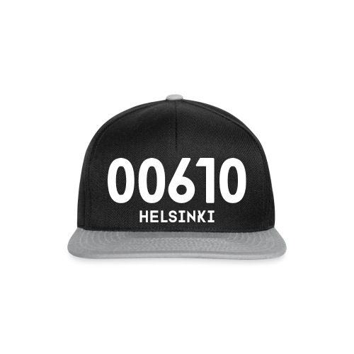 00610 HELSINKI - Snapback Cap