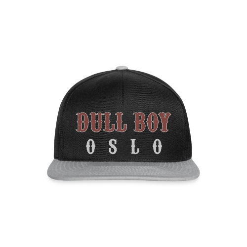 Dull Boy Oslo - Snapback-caps