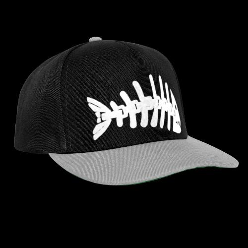 Kun fiske logo - Snapback-caps