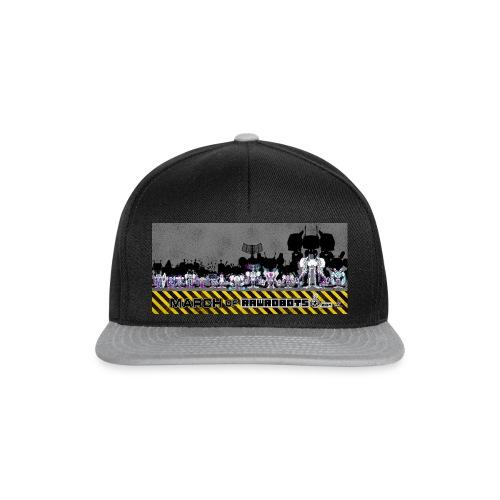 #MarchOfRobots ! LineUp Nr 2 - Snapback Cap